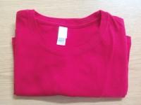 t-shirt mulher Camisa meia-luva, novo 47569