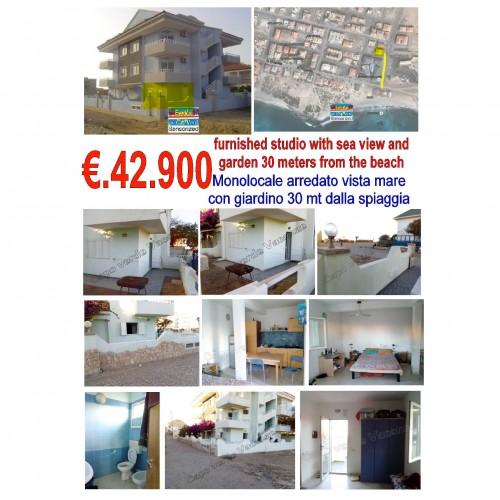 monolocale 30 meri dalla spiaggia, capo verde vacanze, eeevai.com,