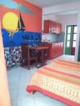 1- 4-11 camera eu21.900  Appartamento, surfing zona centrale, con cortile e supporti Surf Capo Verde Vacanze